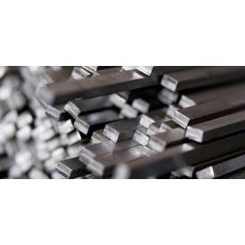 Шпоночная сталь 45х25 ст45 h11 калиброванная