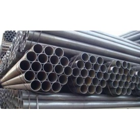 Труба електрозварна кругла 114х3,5 мм ГОСТ 10705