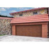 Секційні гаражні ворота DoorHan RSD02 3500х2200