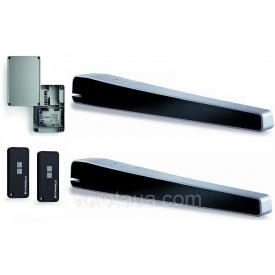 Автоматика для распашных ворот Comunello Abacus AS500 для створок до 5 м 500 кг базовый комплект