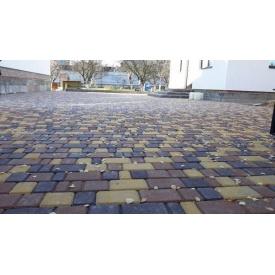 Тротуарная плитка Старый город 60 мм