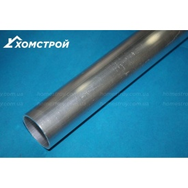 Труба круглая алюминиевая 40х2 без покрытия