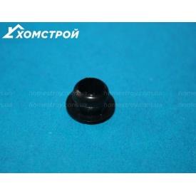 Заглушка для отворів 13 мм 16х13х6,9