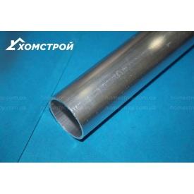 Труба круглая алюминиевая 30х2 без покрытия