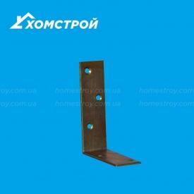 Уголок асимметричный KB-1 100х75х30х2,5