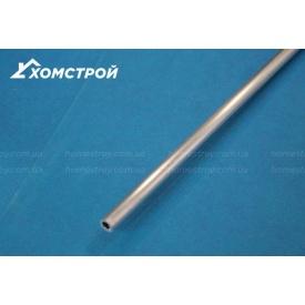 Труба круглая алюминиевая 8х1 анодированная