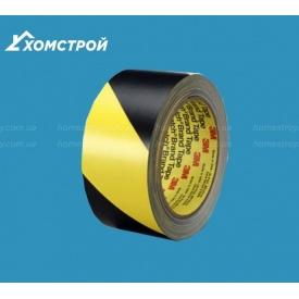 Стрічка для сигнальної маркування 3М 767i чорно-жовта