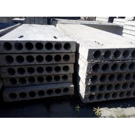 Плита пустотная ПБ 60.10-8К7 6000х1000х220 мм