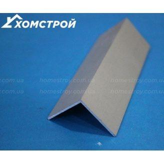 Куточок алюмінієвий анодований 30х30х2