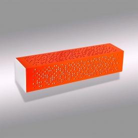 Настенный светильник Led line designe Matrix оранжевый (OW-370)