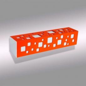 Настенный светильник Led line designe Tower оранжевый (OW-370)