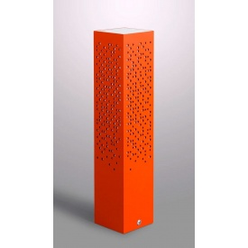 Вуличний світильник Led line designe Matrix помаранчевий (OC-370)