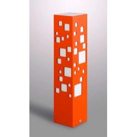 Уличный светильник Led line designe Tower оранжевый (OC-370)