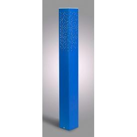 Вуличний світильник Led line designe Matrix синій (BC-700)