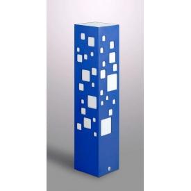 Вуличний світильник Led line designe Tower синій (BC-370)
