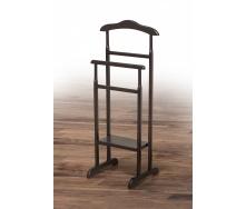 Напольная вешалка-плечики Сигма Микс 1000 мм деревянная