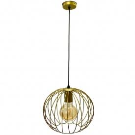 Світильник підвісний в стилі лофт NL 2722 G MSK Electric