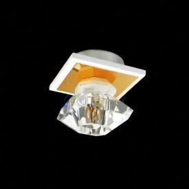 Накладной светильник 8101/1 WT/FG