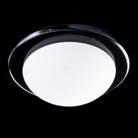 Світильник настінно-стельовий 2198/1 BK