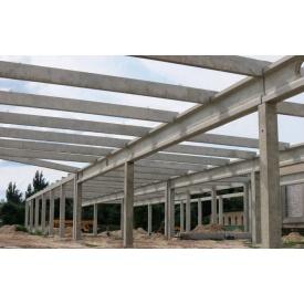 Зведення збірних бетонних конструкцій