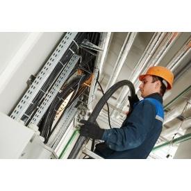 Монтаж внутренних инженерных сетей электроснабжения и электроосвещения