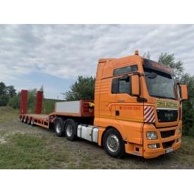 Оренда тягача MAN TGX 33.540 версія 6х4 42000 кг