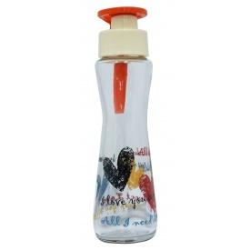 Бутылка для воды Sarina с ремешком 250 мл (S-730-4)