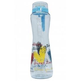 Бутылка для воды Sarina с ремешком 750 мл (S-744-2)