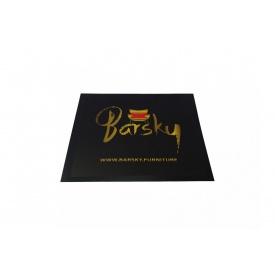 Коврик под кресло защитный Barsky 1х1 KB-01