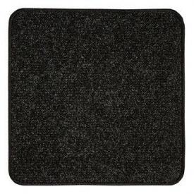 Термоковрик електричний Теплик 50х50 см двосторонній чорний