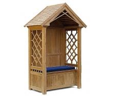 Мини-беседка 1230 х 730 мм Garden park bench 28