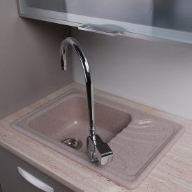 Кухонная мойка Fancy Marble Filadelfia 103067001 песочный