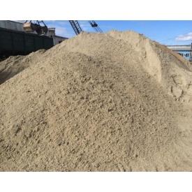 Пісок митий навалом