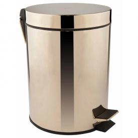 Ведро для мусора Q-tap Liberty ORO 1149
