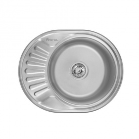 Кухонная мойка Imperial 5745 Satin (IMP604406SAT)