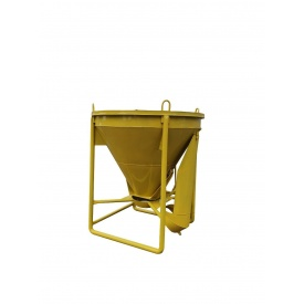 Бункер для бетона неповоротный Скиф БН-2 м3