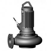 Погружний насос для відведення стічних вод FA 10.34-258E + T 17.2-4/24HEx