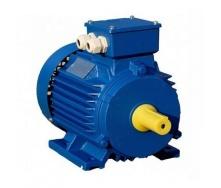 Электродвигатель асинхронный АМУ112МА6 3 кВт 1000 об/мин