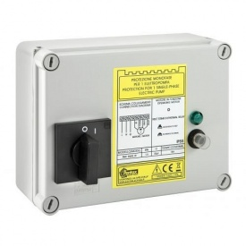 Станция управления и защиты для глубинных насосов PMC 15-40 1,1 кВт