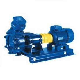 Консольний насосный агрегат ВК 4/28А с двигателем 7,5 кВт 1500 об.мин