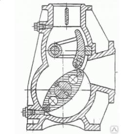 Насосный роторный агрегат РН18 5,5 кВт без редуктора