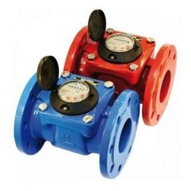 Турбинный счетчик воды MWN-65 ХВ DN 65 фланцевый