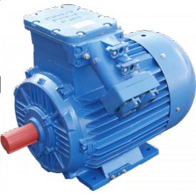 Електродвигун вибухозахищений АИМ250Ѕ4 75 кВт 1500 об/хв