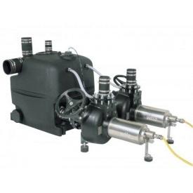 Напорная двухнасосная установка для отвода сточных вод Wilo DrainLift XXL 1040-2/7,0