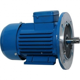 Электродвигатель асинхронный 6АМУ160S8 7,5 кВт 750 об/мин