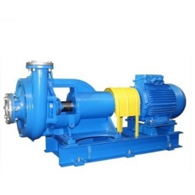 Насосный агрегат СД 450/22,5а с двигателем 55 кВт 1000 об/мин