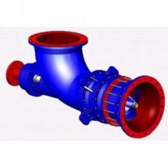 Осевой насосный агрегат В-42 30/75 кВт