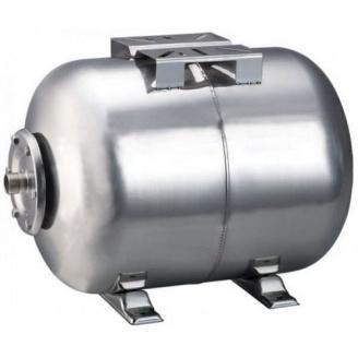 Мембранный бак для воды CRW 100 Y горизонтальный