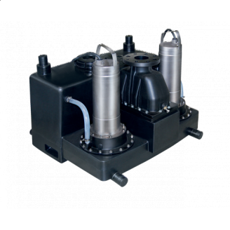 Напірна установка для відведення стічних вод Wilo-RexaLift FIT L1-22