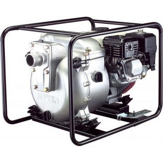 Мотопомпа для брудної води KOSHIN KTH-50X